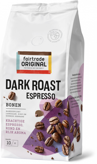 Espressobonen Dark Roast