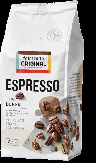 Espresso bonen