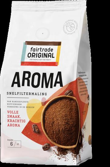 Aroma snelfiltermaling