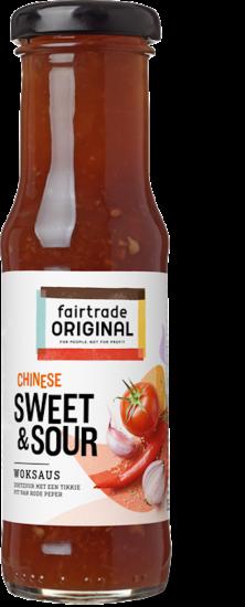 Chinese sweet & sour woksaus