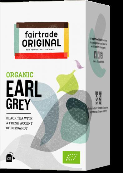 Biologische Earl Grey