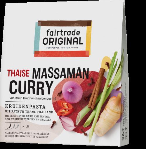 Thaise Massaman Curry