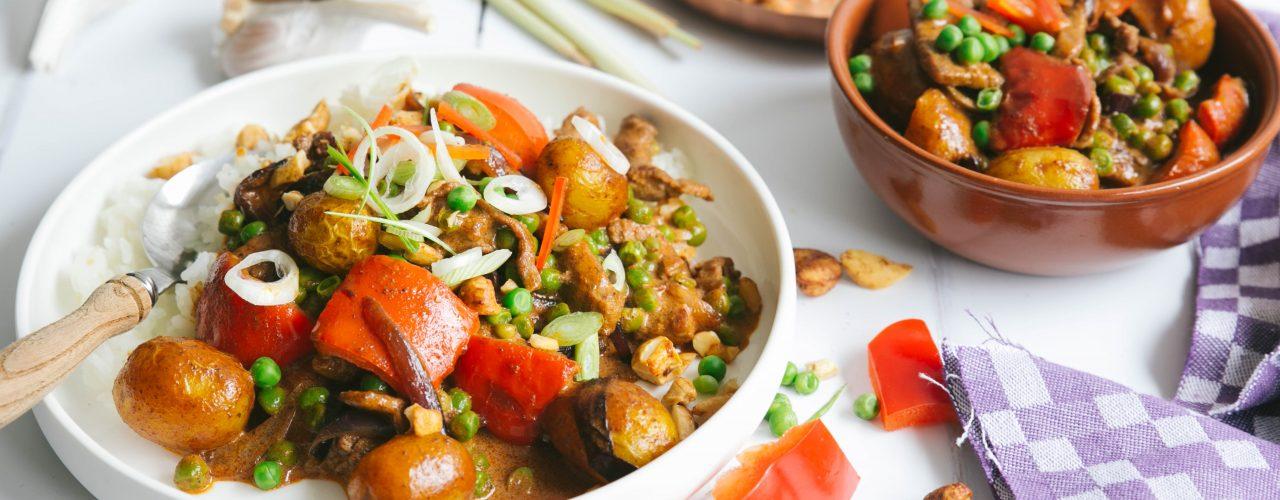 Thaise Massaman Curry recept
