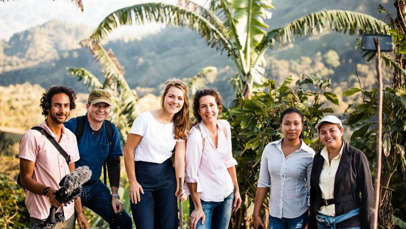 Op bezoek bij koffieboerin Toñia in Nicaragua