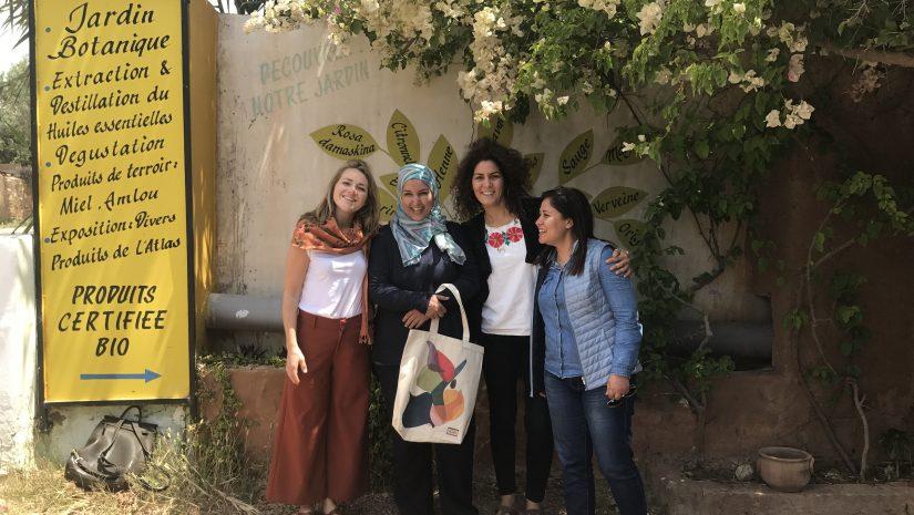 Fairtrade Original - Lotje op bezoek in het Midden-Oosten