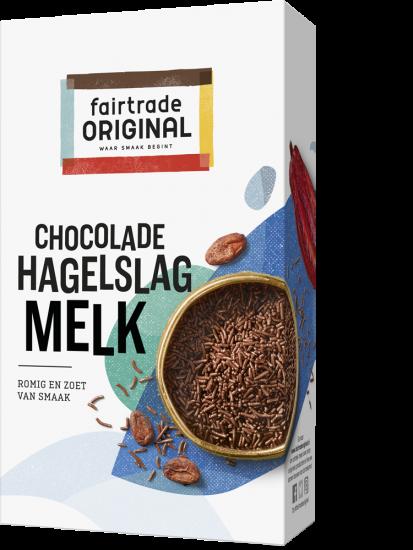 Chocolade Hagelslag Melk