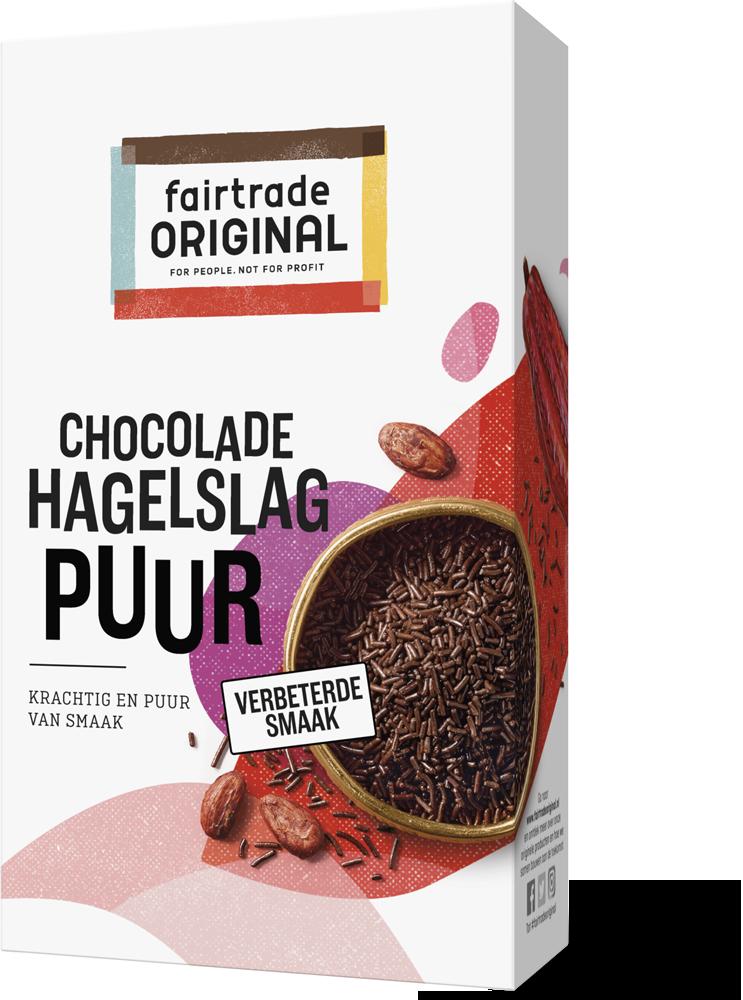 Chocolade Hagelslag Puur