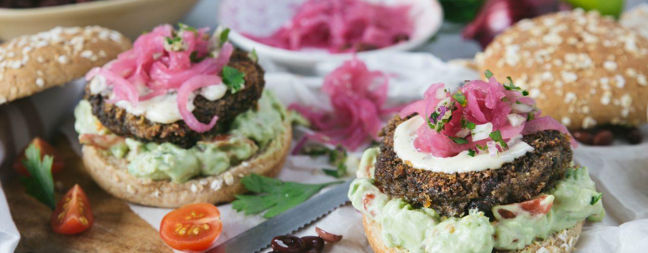 Fairtrade Original - Recept Burger Kidney Bonen