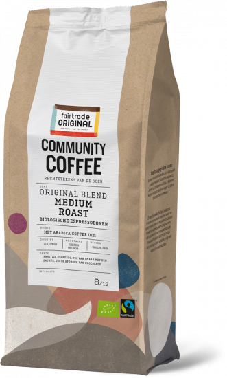Community Coffee Espressobonen Medium Roast