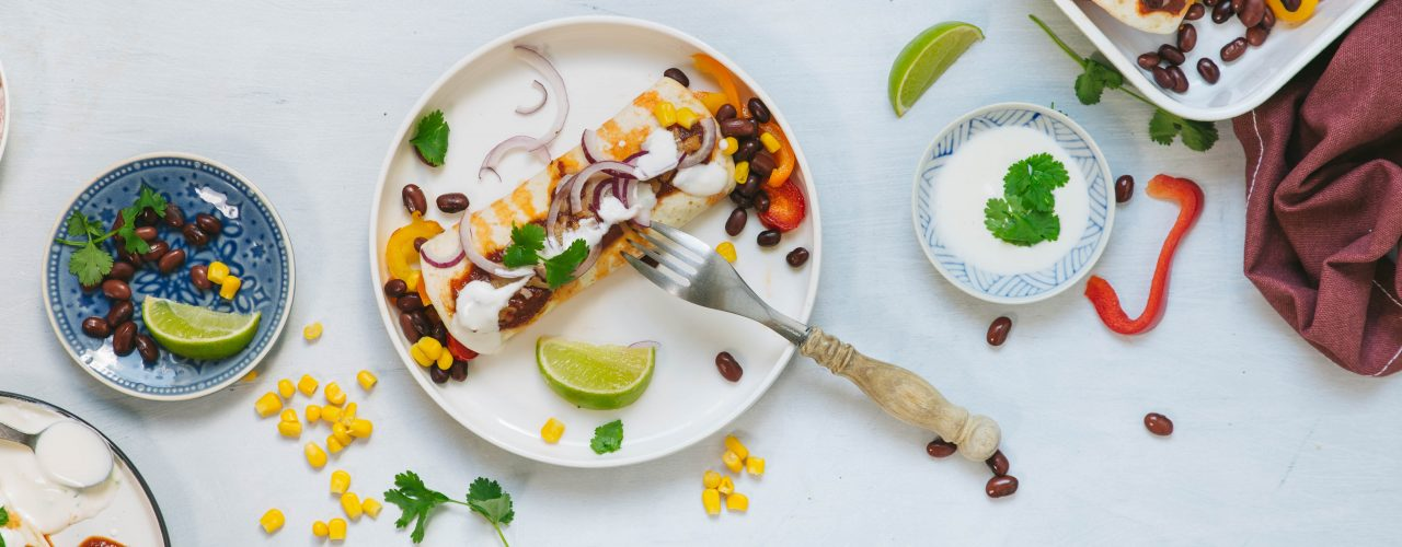 Fairtrade Original - Recept Enchilada's met Rode Salsa