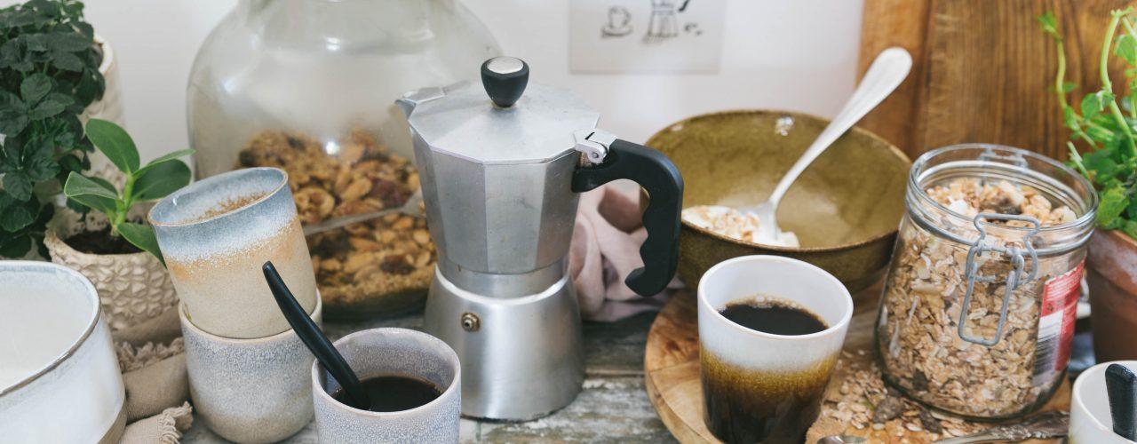 Fairtrade Original - sfeerfoto's koffie