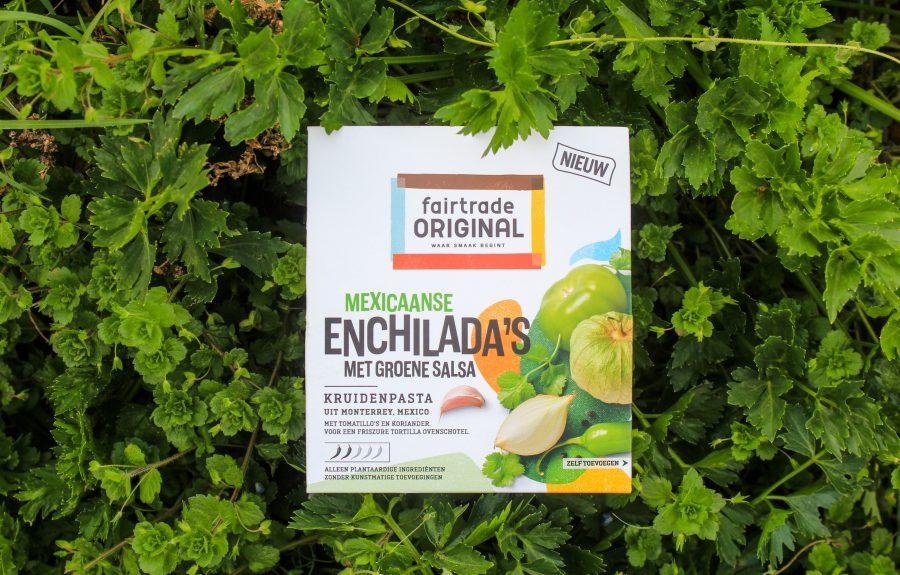 Fairtrade Original Mexico Enchilada's