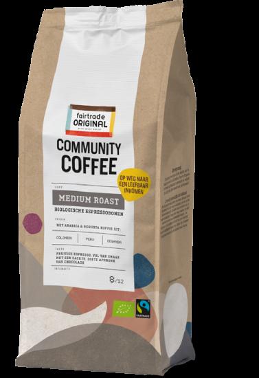 Community Coffee Espressobonen Medium Roast