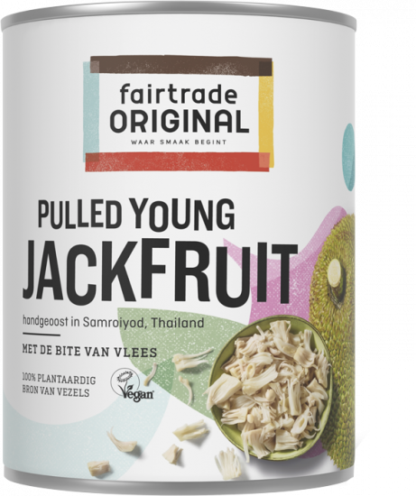 Pulled Young Jackfruit