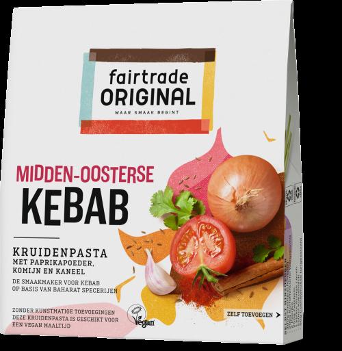 Midden-Oosterse Kebab