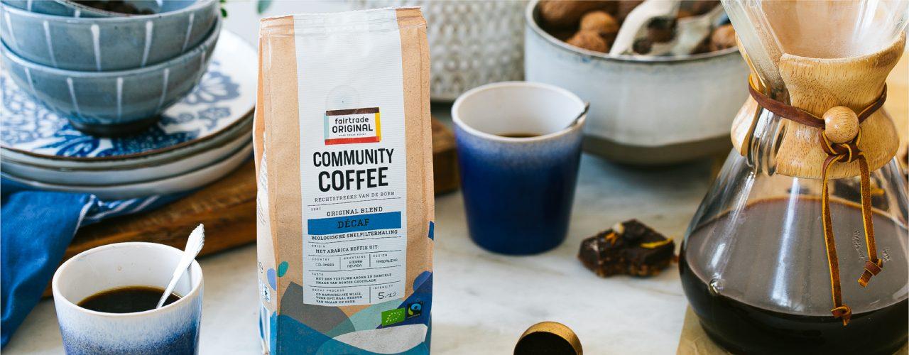 Fairtrade Original, Community Coffee Décaf
