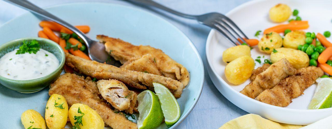 Vissticks recept - Fairtrade Original