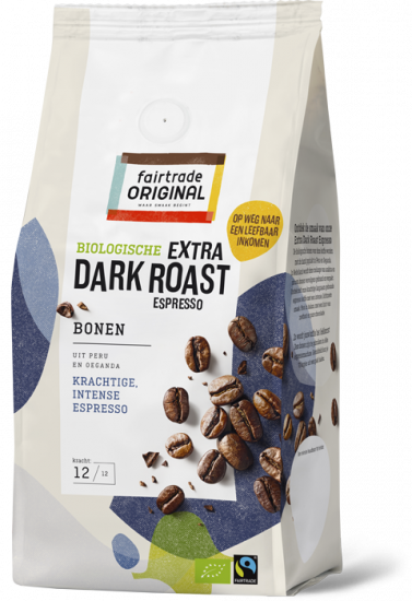 Biologische Espresso Extra Dark Roast