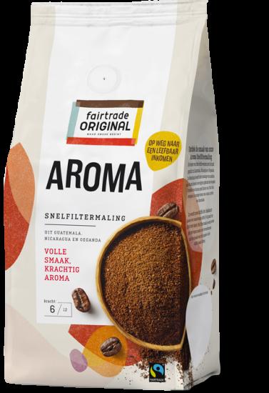 Koffie Aroma Snelfiltermaling